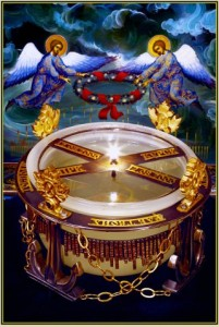 лампада Курска