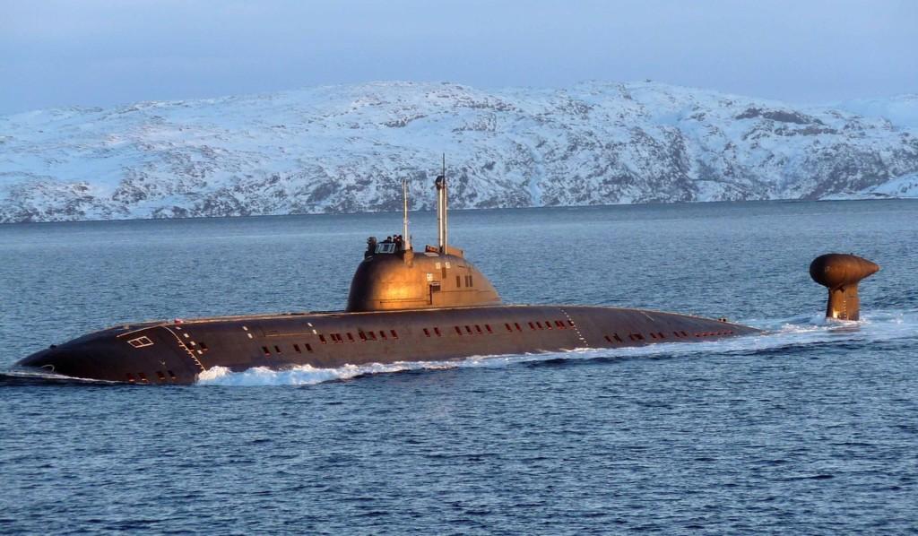 Вице-адмирал рассказал о зарплате командира подводной лодки
